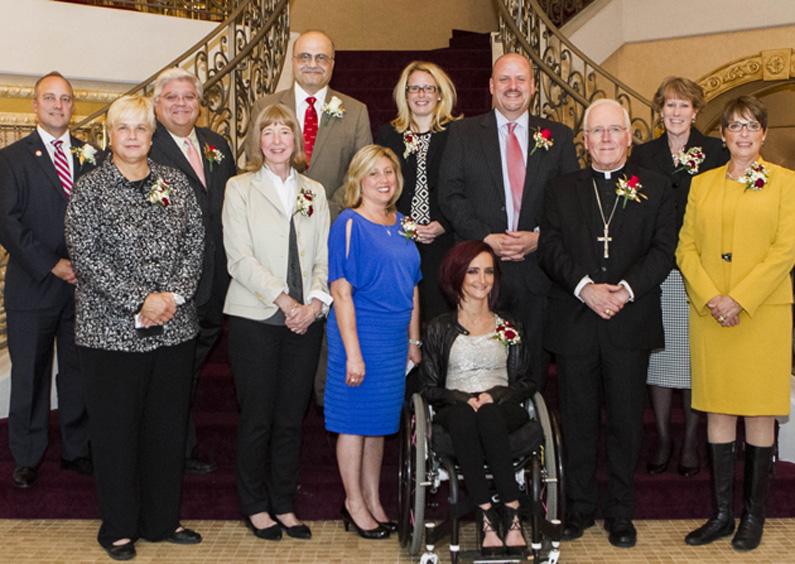 2015 Trocaire Award